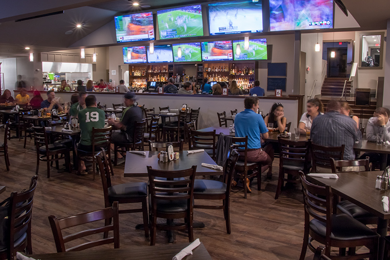 Greenery Grill Sports Bar At Diablo Hills Golf Course Banquets